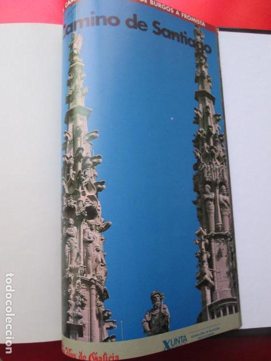 Libros de segunda mano: libro-el camino de santiago-la voz de galicia-chamoso yxurxo lobato - Foto 15 - 131591754
