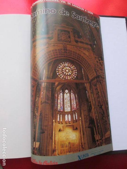 Libros de segunda mano: libro-el camino de santiago-la voz de galicia-chamoso yxurxo lobato - Foto 17 - 131591754