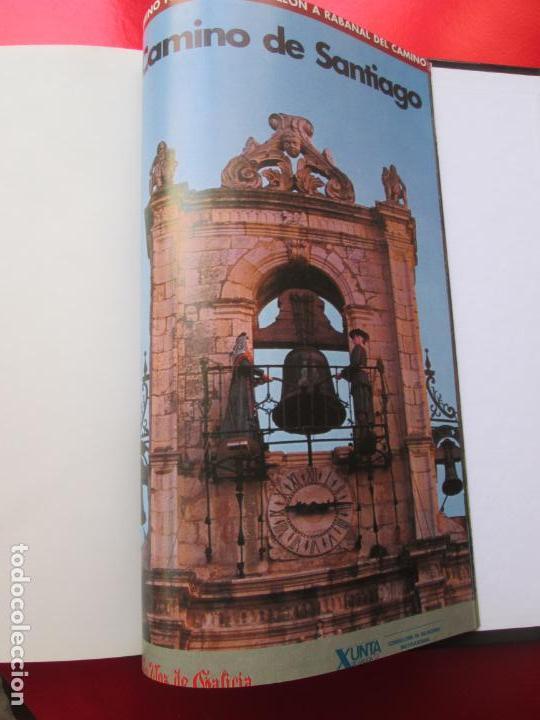 Libros de segunda mano: libro-el camino de santiago-la voz de galicia-chamoso yxurxo lobato - Foto 18 - 131591754