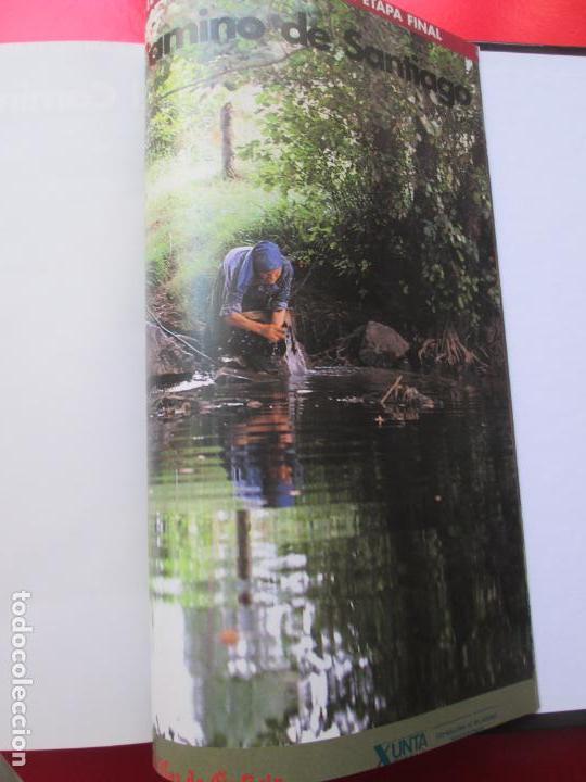 Libros de segunda mano: libro-el camino de santiago-la voz de galicia-chamoso yxurxo lobato - Foto 20 - 131591754