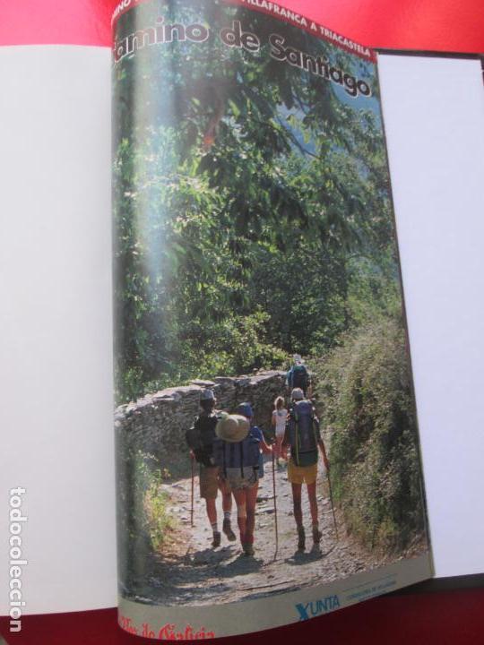 Libros de segunda mano: libro-el camino de santiago-la voz de galicia-chamoso yxurxo lobato - Foto 21 - 131591754