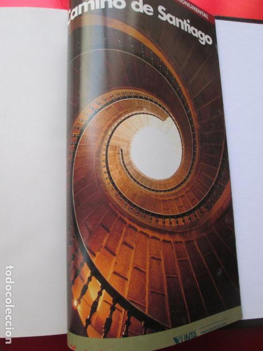 Libros de segunda mano: libro-el camino de santiago-la voz de galicia-chamoso yxurxo lobato - Foto 23 - 131591754