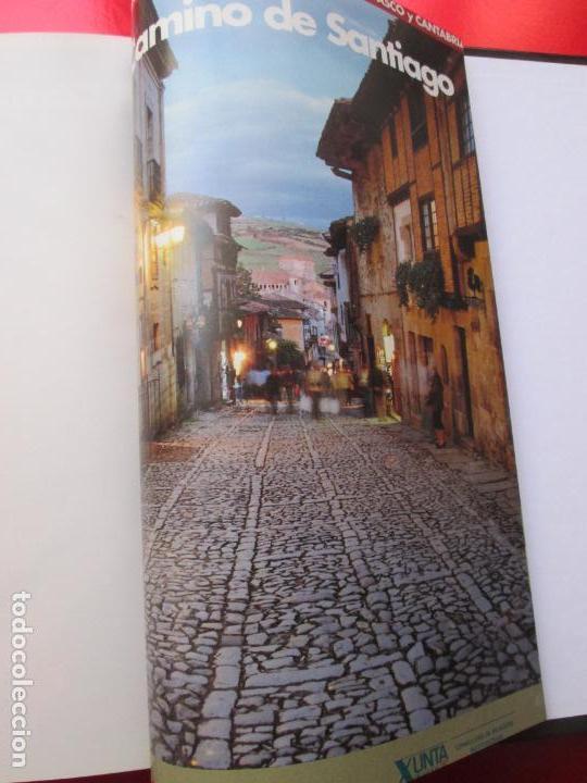Libros de segunda mano: libro-el camino de santiago-la voz de galicia-chamoso yxurxo lobato - Foto 24 - 131591754