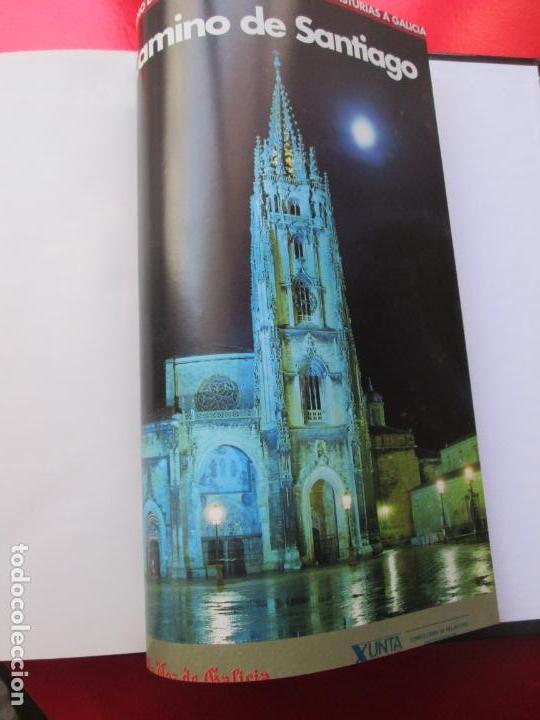 Libros de segunda mano: libro-el camino de santiago-la voz de galicia-chamoso yxurxo lobato - Foto 25 - 131591754