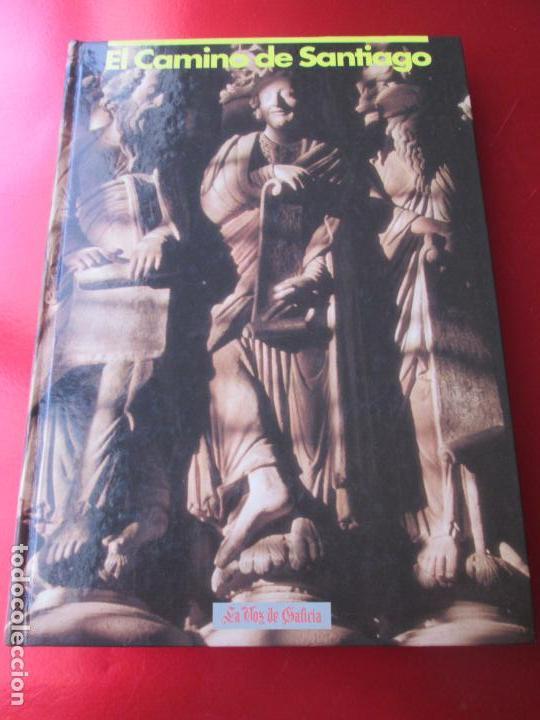 Libros de segunda mano: libro-el camino de santiago-la voz de galicia-chamoso yxurxo lobato - Foto 14 - 131591754