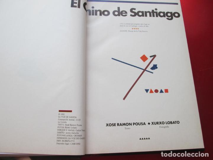 Libros de segunda mano: libro-el camino de santiago-la voz de galicia-chamoso yxurxo lobato - Foto 28 - 131591754