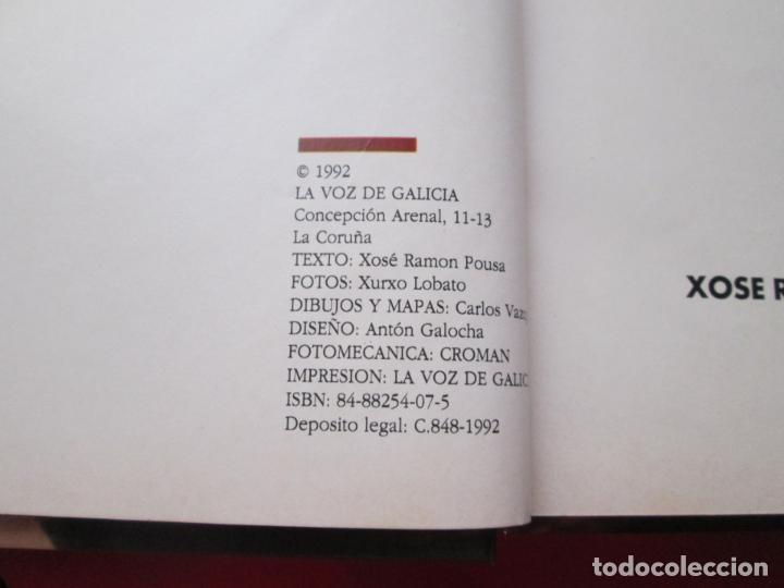 Libros de segunda mano: libro-el camino de santiago-la voz de galicia-chamoso yxurxo lobato - Foto 30 - 131591754