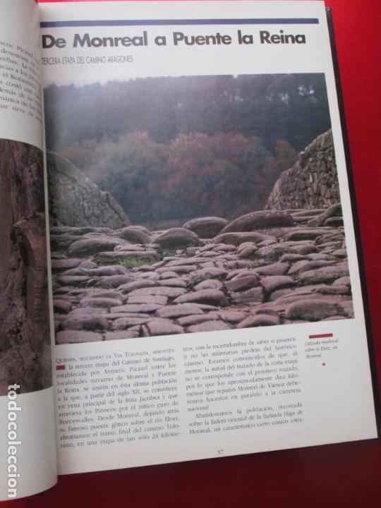Libros de segunda mano: libro-el camino de santiago-la voz de galicia-chamoso yxurxo lobato - Foto 32 - 131591754