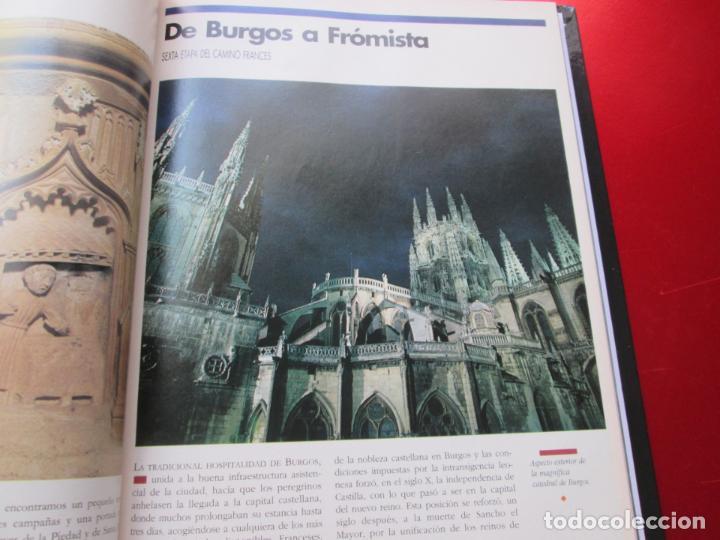 Libros de segunda mano: libro-el camino de santiago-la voz de galicia-chamoso yxurxo lobato - Foto 34 - 131591754