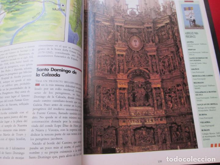 Libros de segunda mano: libro-el camino de santiago-la voz de galicia-chamoso yxurxo lobato - Foto 35 - 131591754