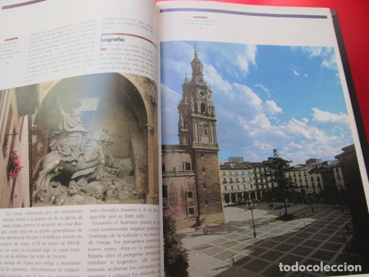 Libros de segunda mano: libro-el camino de santiago-la voz de galicia-chamoso yxurxo lobato - Foto 36 - 131591754