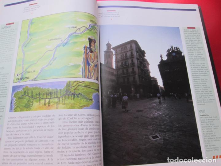 Libros de segunda mano: libro-el camino de santiago-la voz de galicia-chamoso yxurxo lobato - Foto 38 - 131591754