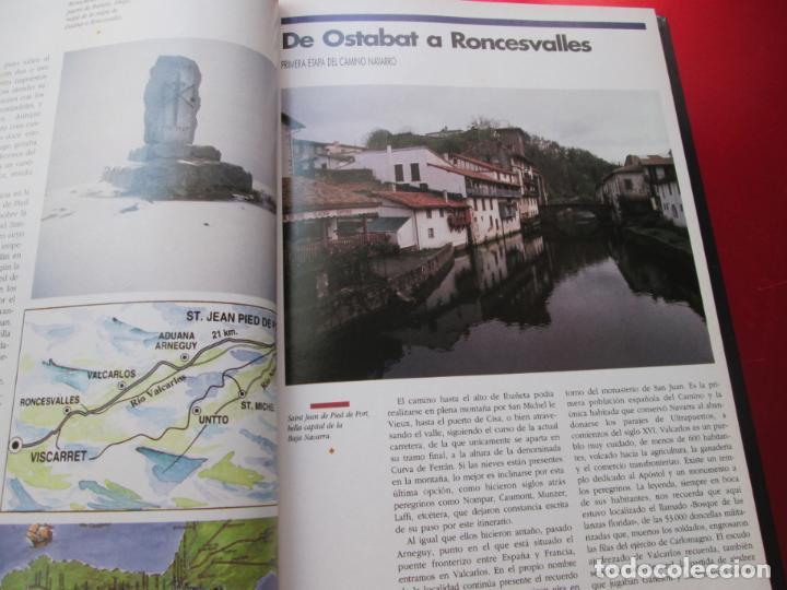 Libros de segunda mano: libro-el camino de santiago-la voz de galicia-chamoso yxurxo lobato - Foto 39 - 131591754