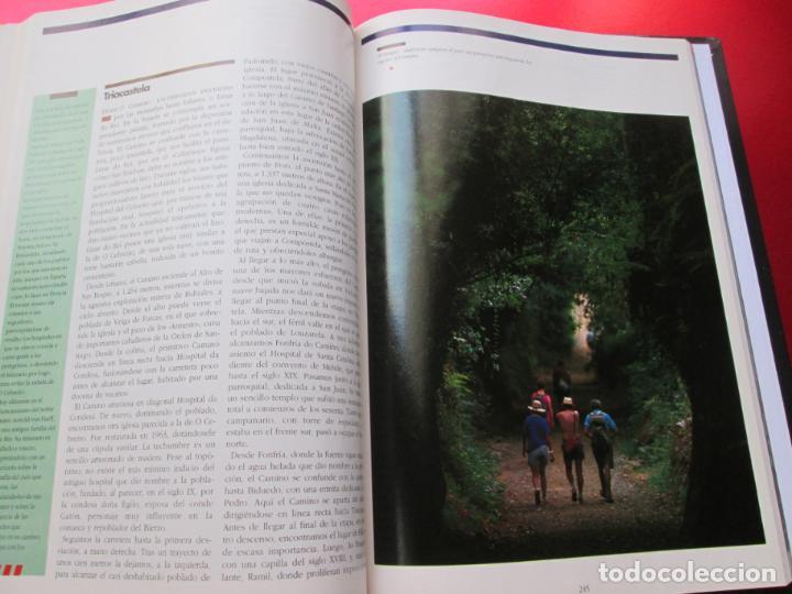 Libros de segunda mano: libro-el camino de santiago-la voz de galicia-chamoso yxurxo lobato - Foto 40 - 131591754