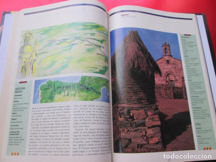 Libros de segunda mano: libro-el camino de santiago-la voz de galicia-chamoso yxurxo lobato - Foto 41 - 131591754