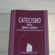 Libros de segunda mano: CATECISMO DE LA IGLESIA CATÓLICA – 1997. Lote 132102342