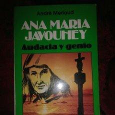 Libros de segunda mano: ANA MARÍA JAVOUHEY, AUDACIA Y GENIO. A. MERLAUD. BAC POPULAR, N 96. 1991. Lote 132116462