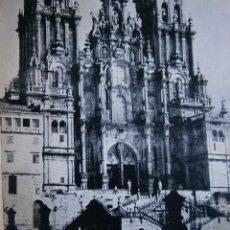 Libros de segunda mano: GUIA DE LA CATEDRAL DE SANTIAGO DE COMPOSTELA JOSE GUERRA CAMPOS JESUS PRECEDO LAFUENTE 1972. Lote 132287506