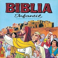 Libros de segunda mano: BIBLIA INFANTIL – SUSAETA. Lote 132623274