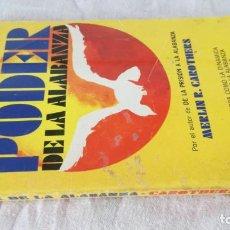 Libros de segunda mano: EL PODER DE LA ALABANZA-MERLIN R. CAROTHERS-EDITORIAL VIDA 1990. Lote 133177926