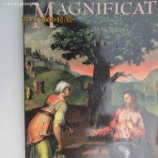 Livros em segunda mão: MAGNIFICAT - REVISTA PARA EL SEGUIMIENTO MENSUAL DE LA LITURGIA Nº 76 MARZO 2010. Lote 133260102