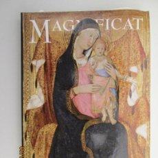 Livros em segunda mão: MAGNIFICAT - REVISTA PARA EL SEGUIMIENTO MENSUAL DE LA LITURGIA Nº 78 MAYO 2010. Lote 133260690