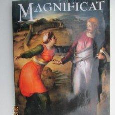 Livros em segunda mão: MAGNIFICAT - REVISTA PARA EL SEGUIMIENTO MENSUAL DE LA LITURGIA Nº 77 ABRIL 2010. Lote 133260702