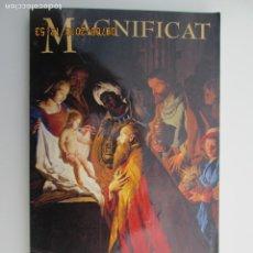 Livros em segunda mão: MAGNIFICAT - REVISTA PARA EL SEGUIMIENTO MENSUAL DE LA LITURGIA Nº 74 ENERO 2010. Lote 133260838