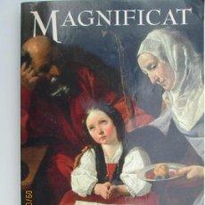 Livros em segunda mão: MAGNIFICAT - REVISTA PARA EL SEGUIMIENTO MENSUAL DE LA LITURGIA Nº 82 SEPTIEMBRE 2010. Lote 133261406