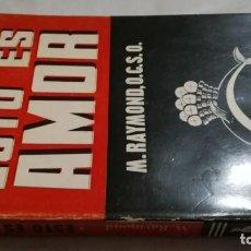 Libros de segunda mano: ESTO ES AMOR-M RAYMOND-STUDIUM. Lote 133267606