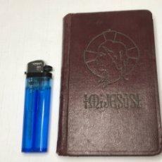 Libros de segunda mano: MI JESÚS. Lote 137263057