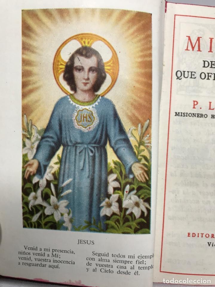 Libros de segunda mano: MI JESÚS - Foto 2 - 137263057