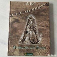 Libros de segunda mano: MEMORIA DEL ROCÍO - COLECCIÓN COMPLETA DE COLECCIONABLES DE ABC (MEMORIA DEL ROCIO), AÑO 1999.. Lote 133433618