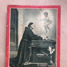 Libros de segunda mano: SAN ANTONIO DE PADUA. DOM ANTONIO SALVINI. EDICIONES PIA SOCIEDAD SAN PABLO 1944.. Lote 133737030