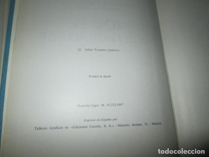 Libros de segunda mano: lote 2 libros-¿quien es dios? y ¿que es lo ultrahumano?-1967-excelente estado-ver fotos - Foto 6 - 133853974