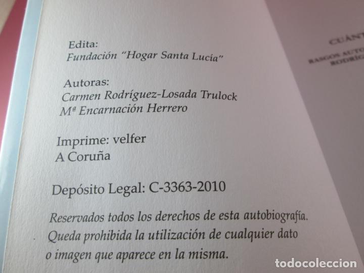 Libros de segunda mano: libro-cuanto te esperé-carmen rodriguez losada trulock-perfecto-2010-120 páginas-nuevo-ver fotos - Foto 4 - 133858102