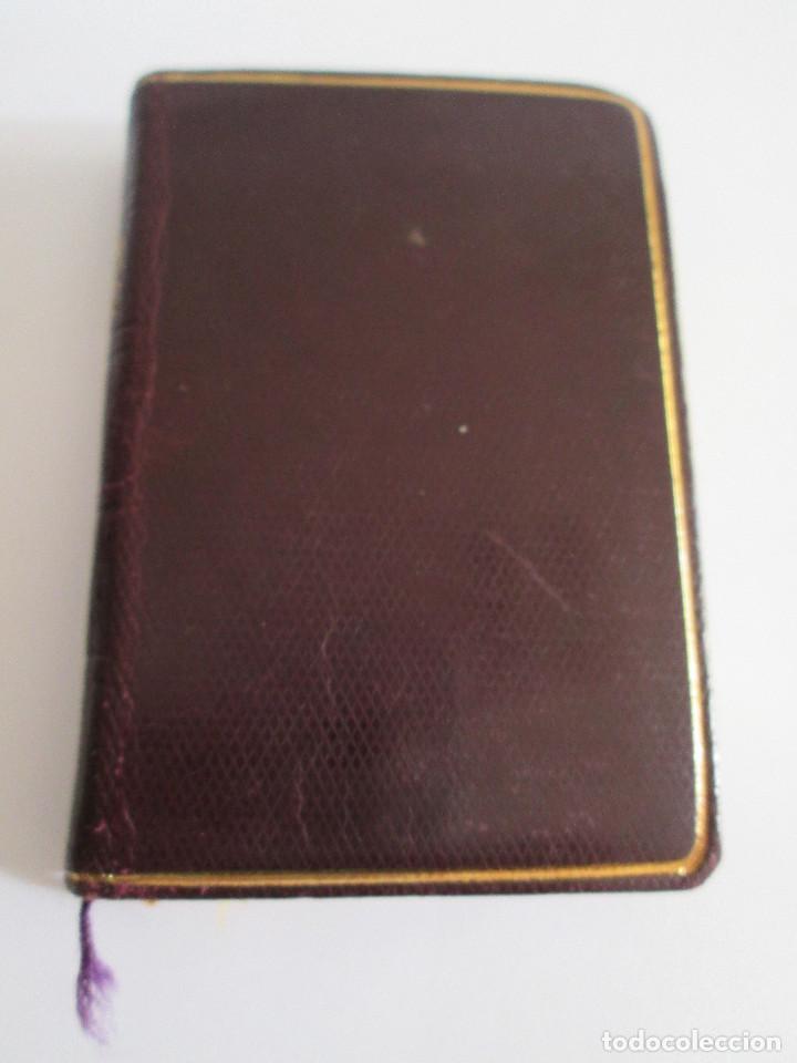 Libros de segunda mano: LIBRO MINIATURA - IMITACION DE CRISTO - TOMAS DE KEMPIS - 1956 - EDITORIAL REGINA 765 PAGINAS 9X6,5 - Foto 2 - 134065070