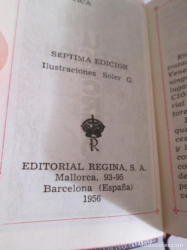 Libros de segunda mano: LIBRO MINIATURA - IMITACION DE CRISTO - TOMAS DE KEMPIS - 1956 - EDITORIAL REGINA 765 PAGINAS 9X6,5 - Foto 4 - 134065070
