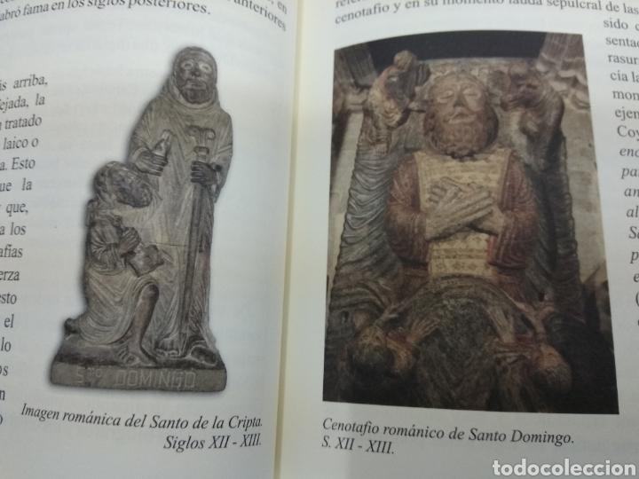 Libros de segunda mano: SANTO DOMINGO DE LA CALZADA Ingeniero y guía en el camino A. Calvo Espiga ILUSTRADO Camino Santiago. - Foto 7 - 134427951