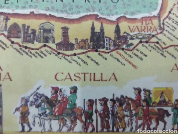 Libros de segunda mano: SANTO DOMINGO DE LA CALZADA Ingeniero y guía en el camino A. Calvo Espiga ILUSTRADO Camino Santiago. - Foto 9 - 134427951