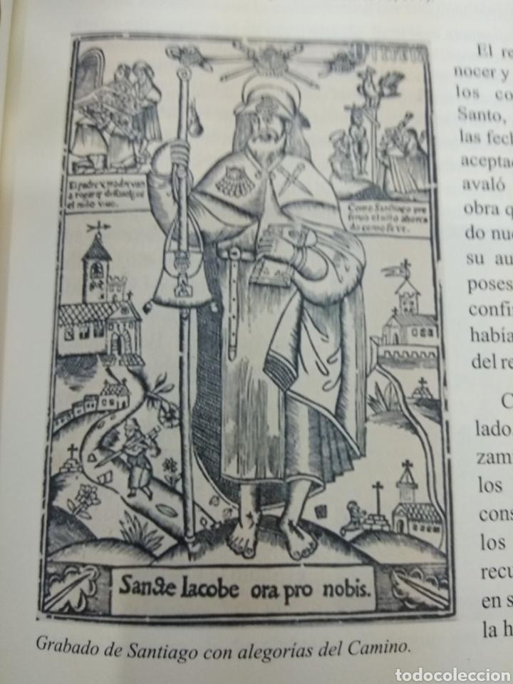 Libros de segunda mano: SANTO DOMINGO DE LA CALZADA Ingeniero y guía en el camino A. Calvo Espiga ILUSTRADO Camino Santiago. - Foto 10 - 134427951