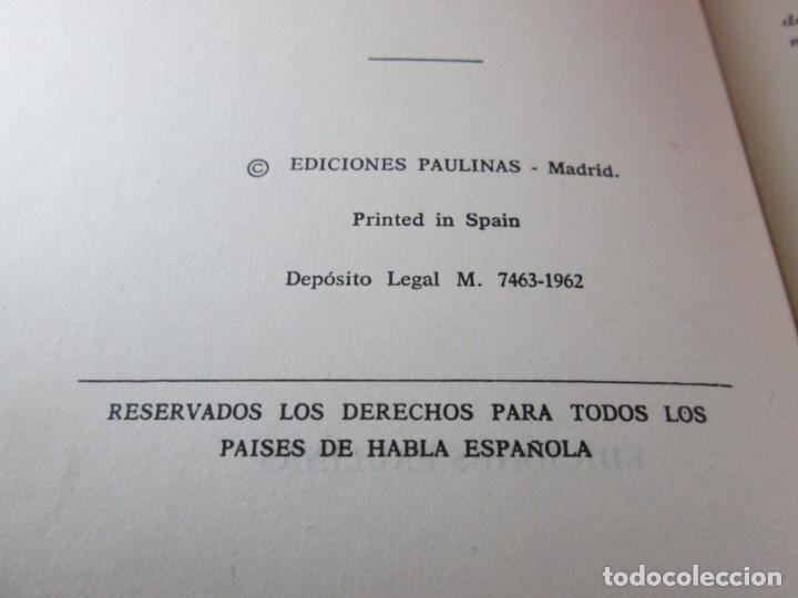 Libros de segunda mano: LIBRO-DON BOSCO QUE RÍE-J.L.CHIAVARINO-EDICIONES PULINAS-1962-VER FOTOS - Foto 4 - 134766934