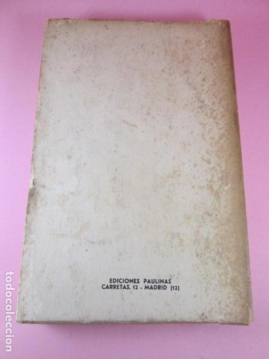 Libros de segunda mano: LIBRO-DON BOSCO QUE RÍE-J.L.CHIAVARINO-EDICIONES PULINAS-1962-VER FOTOS - Foto 6 - 134766934