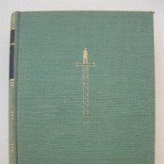 Libros de segunda mano: LA IGLESIA EN LOS TIEMPOS BÁRBAROS - DANIEL ROPS - LUIS DE CARALT, EDITOR - AÑO 1956.. Lote 134774174