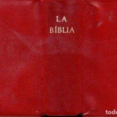 Libros de segunda mano: LA BÍBLIA DELS MONJOS DE MONTSERRAT (CASAL I VALL, ANDORRA, 1970) EN CATALÁN - EDICIÓN BOLSILLO. Lote 134909290