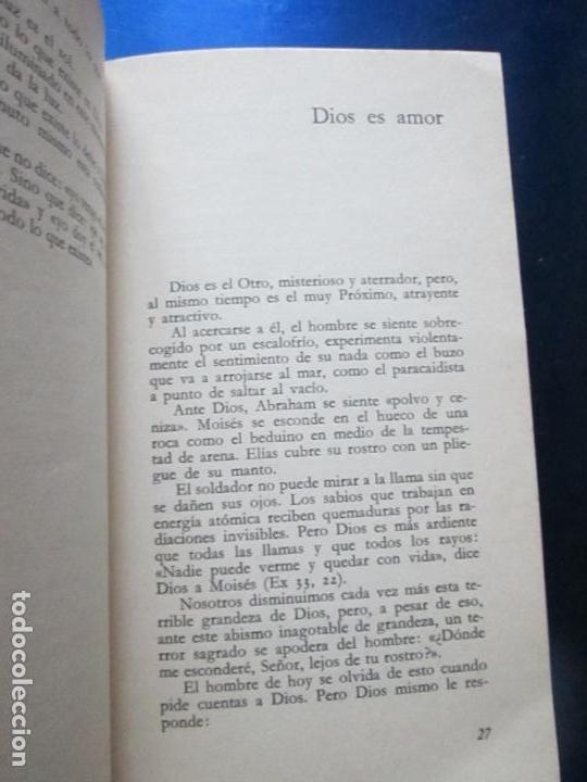 Libros de segunda mano: LIBRO-HE BUSCADO EN LA NOCHE-JACQUES LOEW-3ªEDICIÓN-1972-EXCELENTE-VER FOTOS - Foto 9 - 135015970