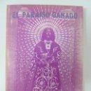 Libros de segunda mano: EL PARAÍSO GANADO. MARIANO HERNÁNDEZ. POEMAS DE LA VIDA DE JESÚS. Lote 135317290
