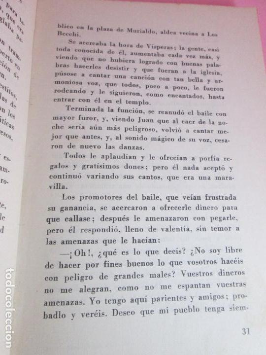 Libros de segunda mano: LIBRO-DON BOSCO QUE RÍE-J.L.CHIAVARINO-EDICIONES PULINAS-1962-VER FOTOS - Foto 8 - 134766934