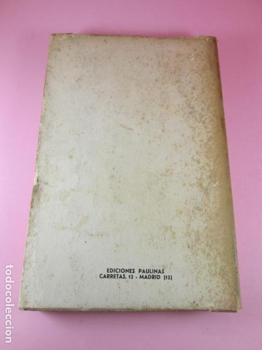 Libros de segunda mano: LIBRO-DON BOSCO QUE RÍE-J.L.CHIAVARINO-EDICIONES PULINAS-1962-VER FOTOS - Foto 11 - 134766934