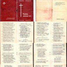 Libros de segunda mano: LIBRO CANCIONES RELIGIOSAS.. Lote 135452674